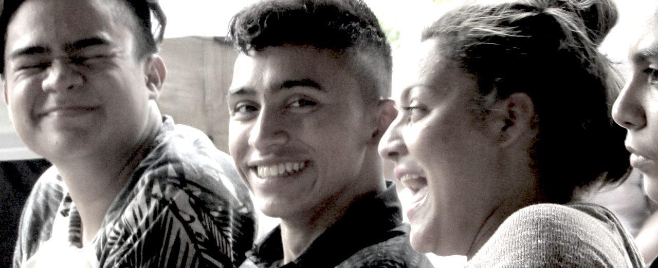 Gobernabilidad democrática y derechos humanos con jóvenes en El Salvador