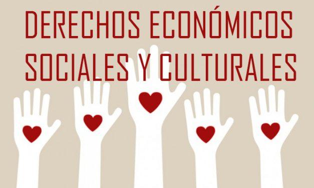 Suspenso en derechos. Informe conjunto al Comité de Derechos Económicos, Sociales y Culturales