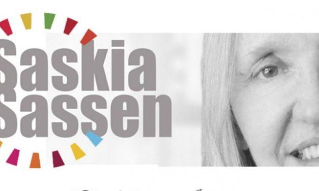 Comienzan los #Encuentros2030 con una conferencia de Saskia Sassen