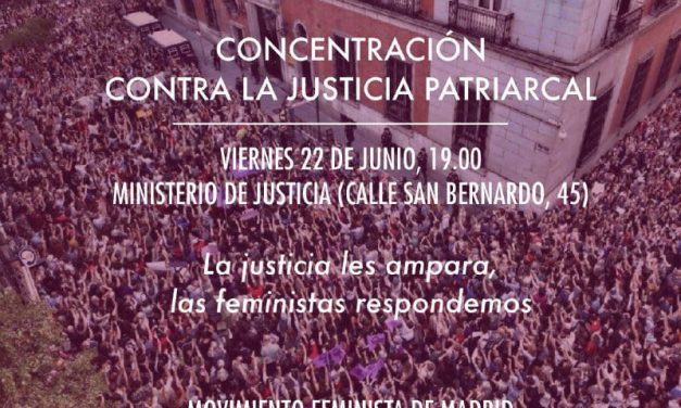 Por el fin de la cultura de la violación y de la justicia patriarcal