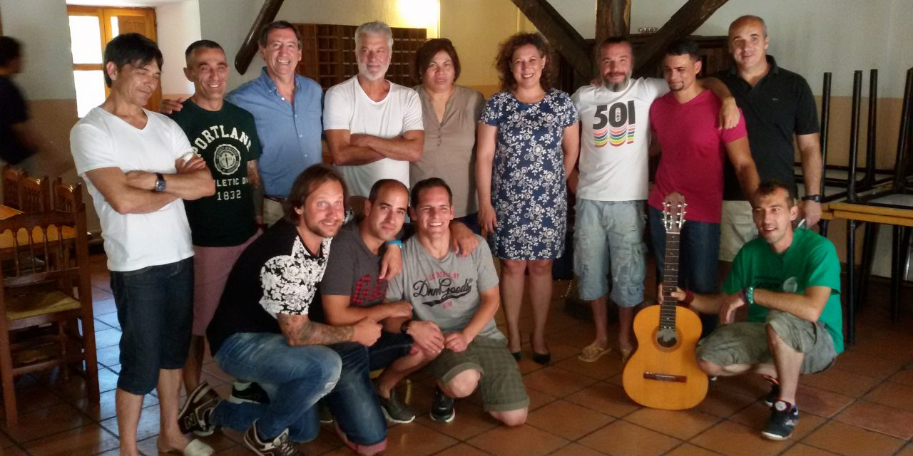Verónica Renales, concejal de Bienestar Social e Igualdad, asiste a la clausura de los talleres organizados por AIETI y Proyecto Hombre con el apoyo del Ayuntamiento de Guadalajara