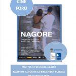Cine foro del documental #Nagore de Helena Taberna