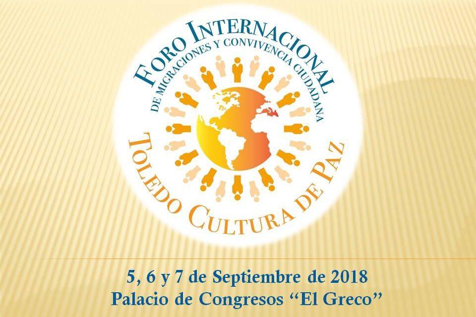 """AIETI participa en el Foro Internacional de Migraciones y Convivencia Ciudadana """"Toledo, Cultura de Paz"""""""