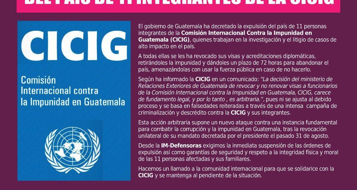 #AlertaUrgente GUATEMALA