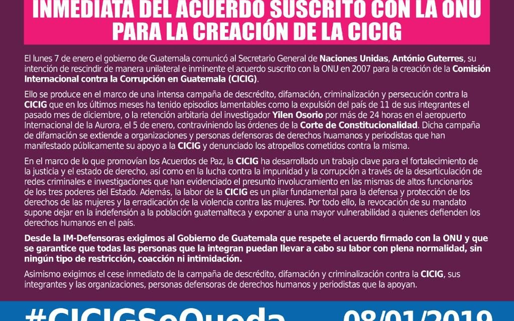 #ALERTA GUATEMALA