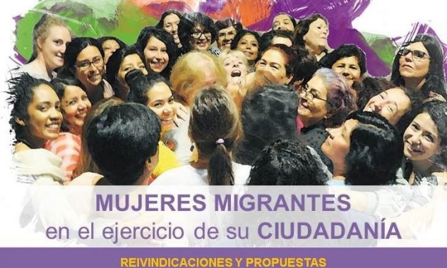 FORO POLITICO:MUJERES MIGRANTES EN EL EJERCICIO DE SU CIUDADANIA