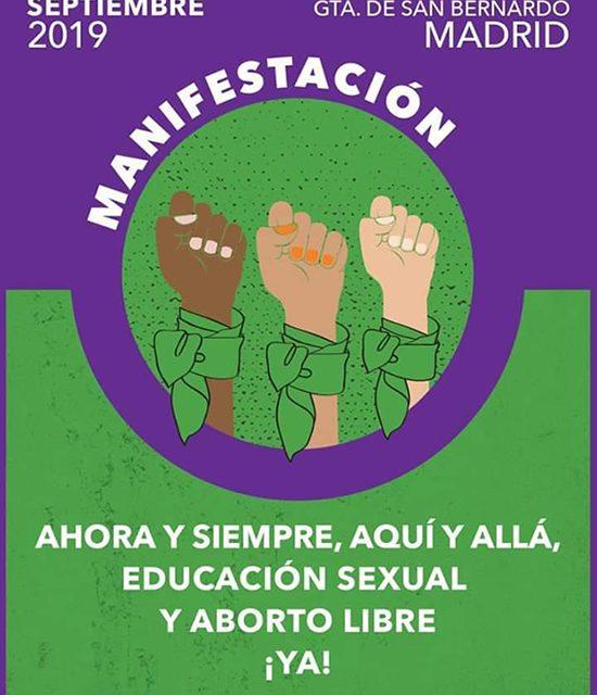 #28 Septiembre:  DÍA INTERNACIONAL DEL ABORTO SEGURO