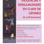 Jornadas: violencias y desigualdades en clave de género.