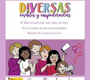 II Concurso de Relatos contra la violencia y discriminación múltiple.