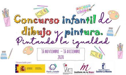 """Concurso infantil """"pintando la igualdad"""""""