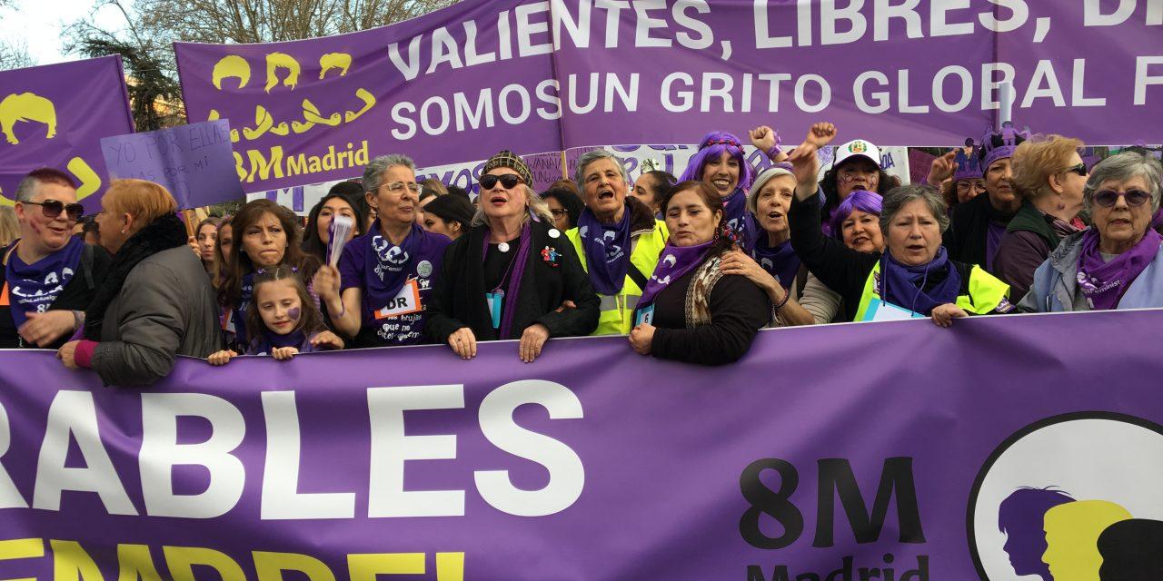 Ante la emergencia social, el feminismo es esencial.